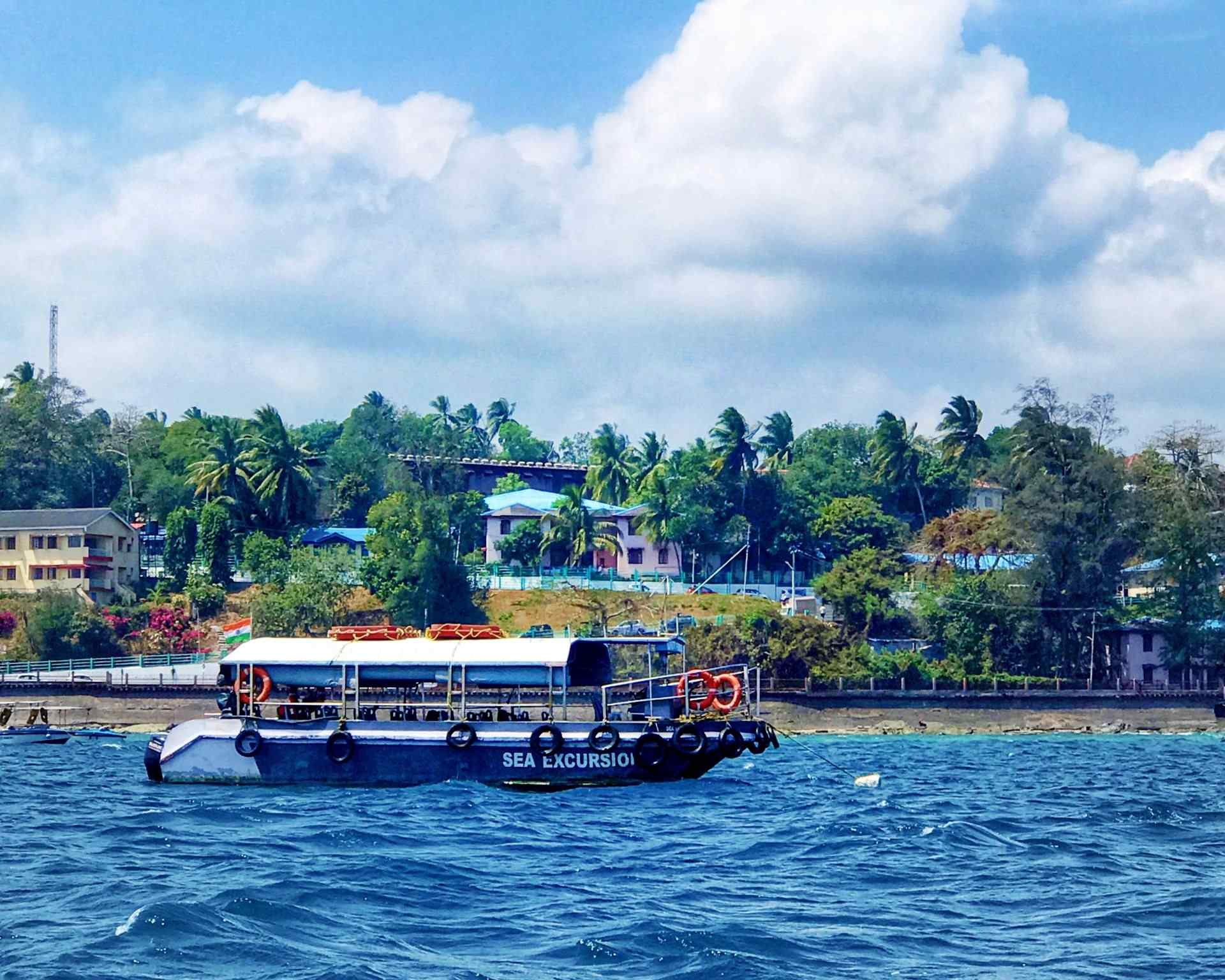 Things to do in Andaman and Nicobar Islands